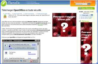 Site t l charger openoffice en toute s curit - Telecharger open office gratuit en francais ...